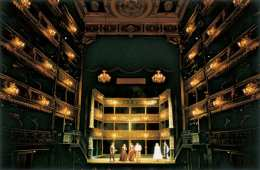 Prague Opera: Don Giovanni, Prague Estates Theatre - act I. Prague Opera Tickets online